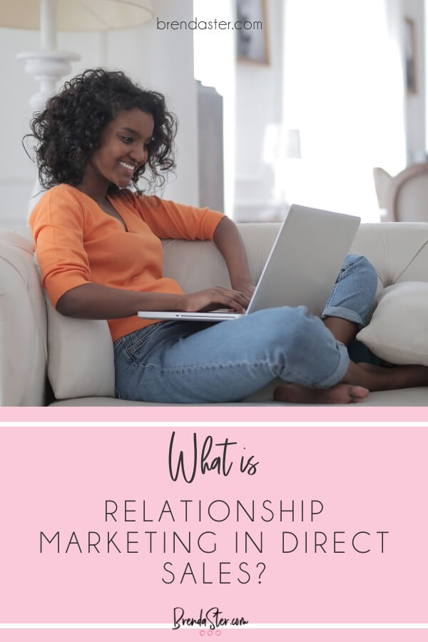What is relationship marketing - blog title oerlay