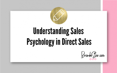 Understanding Sales Psychology in Direct Sales