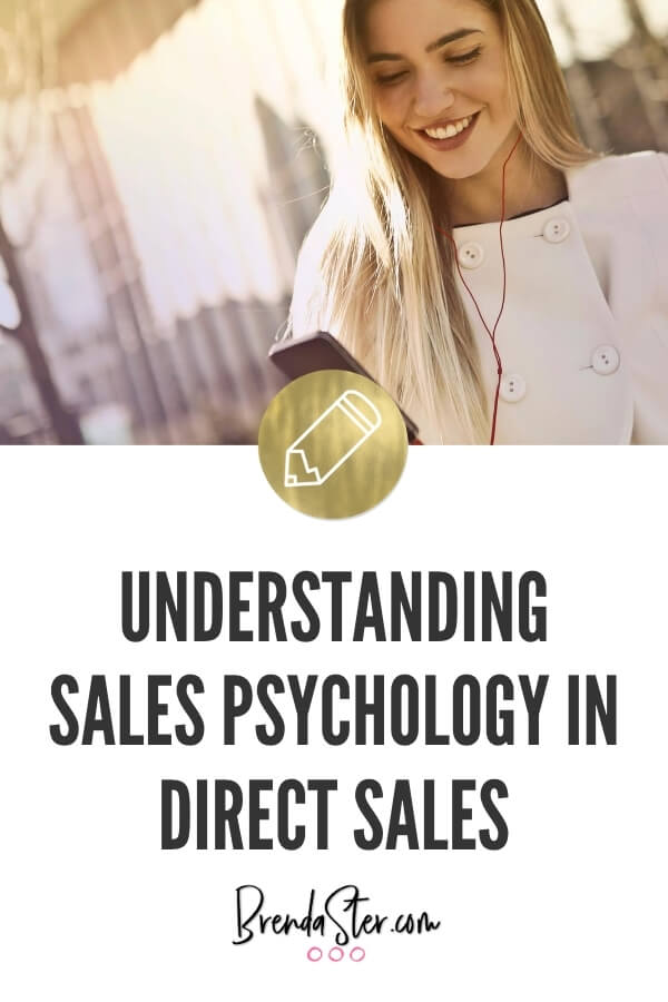 Understanding Sales Psychology in Direct Sales blog title overlay