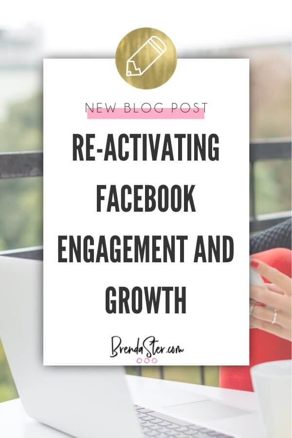 Re-Activating Facebook Engagement and Growth blog title overlay