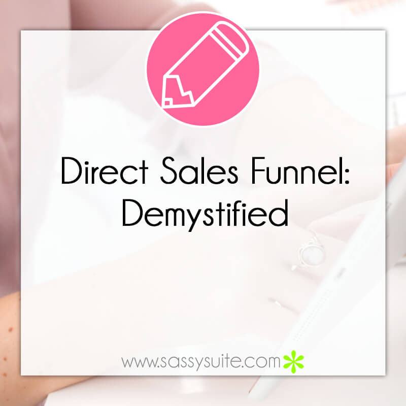 Direct Sales Funnel: Demystified