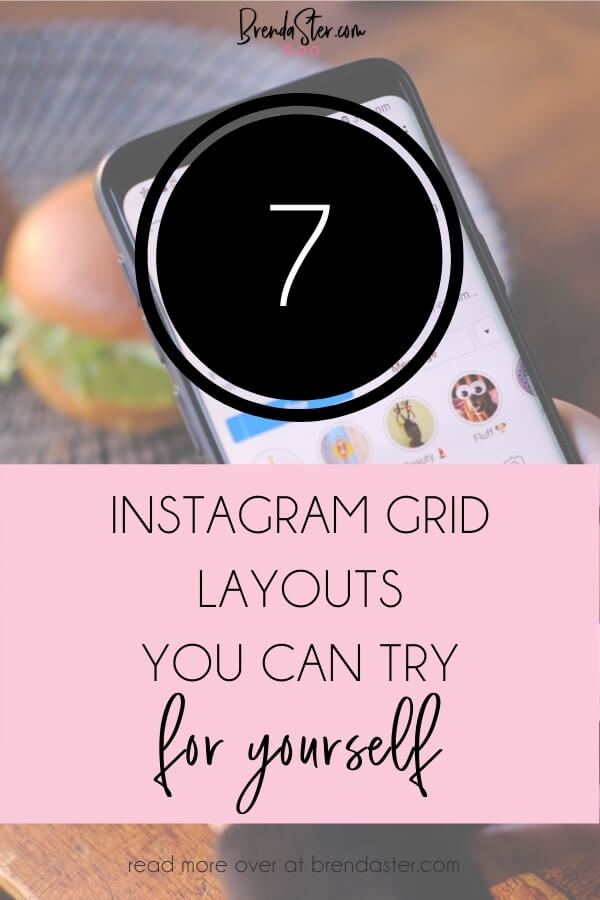 7 Instagram Grid Layouts You Can Try For Yourself blog post image