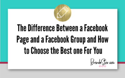 The Difference Between a Facebook Page and a Facebook Group and How to Choose the Best one For You