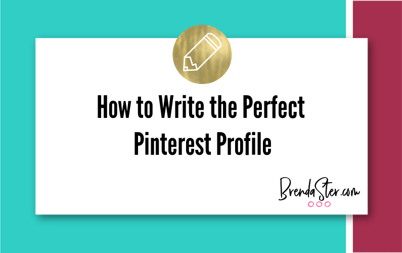 How to Write the Perfect Pinterest Profile