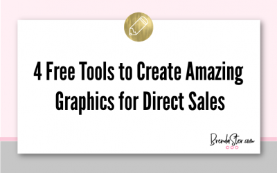 4 Free Tools to Create Amazing Graphics for Direct Sales