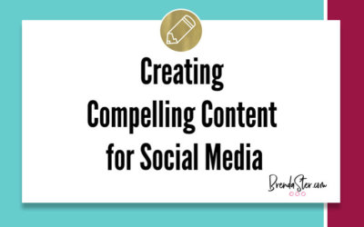 Creating Compelling Content for Social Media