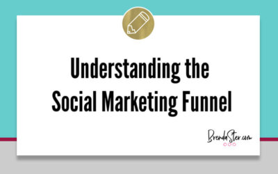 Understanding the Social Marketing Funnel
