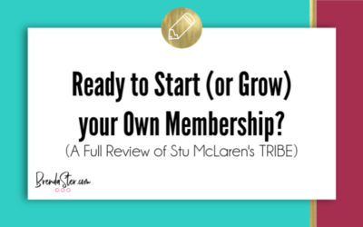 "A Full Review of Stu McLaren's TRIBE, Plus Some ""Suite"" Bonuses!"