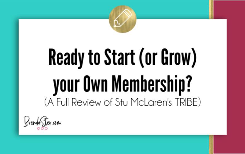 "A Full Review of Stu McLaren's TRIBE, Plus Some ""Suite"" Bonuses!"