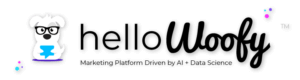 HelloWoofy App Logo