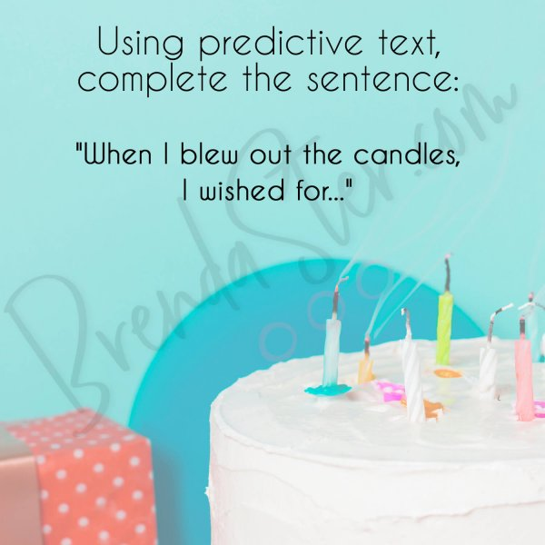 Birthday Social Media Graphic Sample