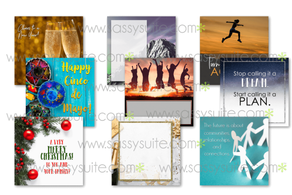 Social Media Graphics Product Image