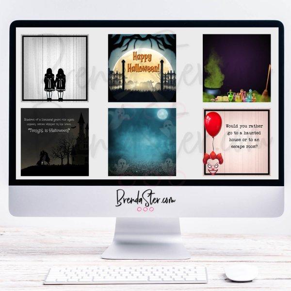 Done-For-You Social Media Graphics - Holiday/Seasonal Themes blog post image