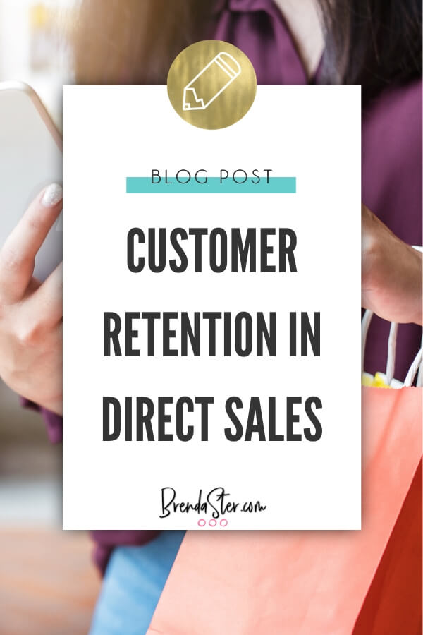 A Lesson in Customer Retention in Direct Sales - 3 Perfectly Effective Ways to Lose a Customer  blog title overlay