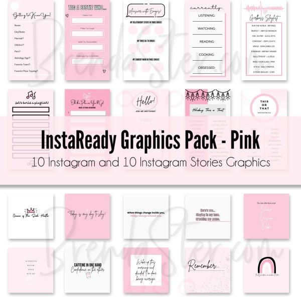 InstaReady Girl Boss Graphics blog post image