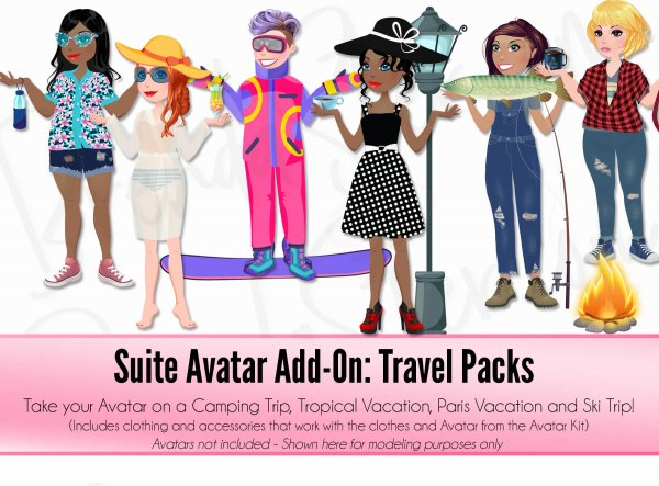 Avatar Add-On: Travel Packs blog post image